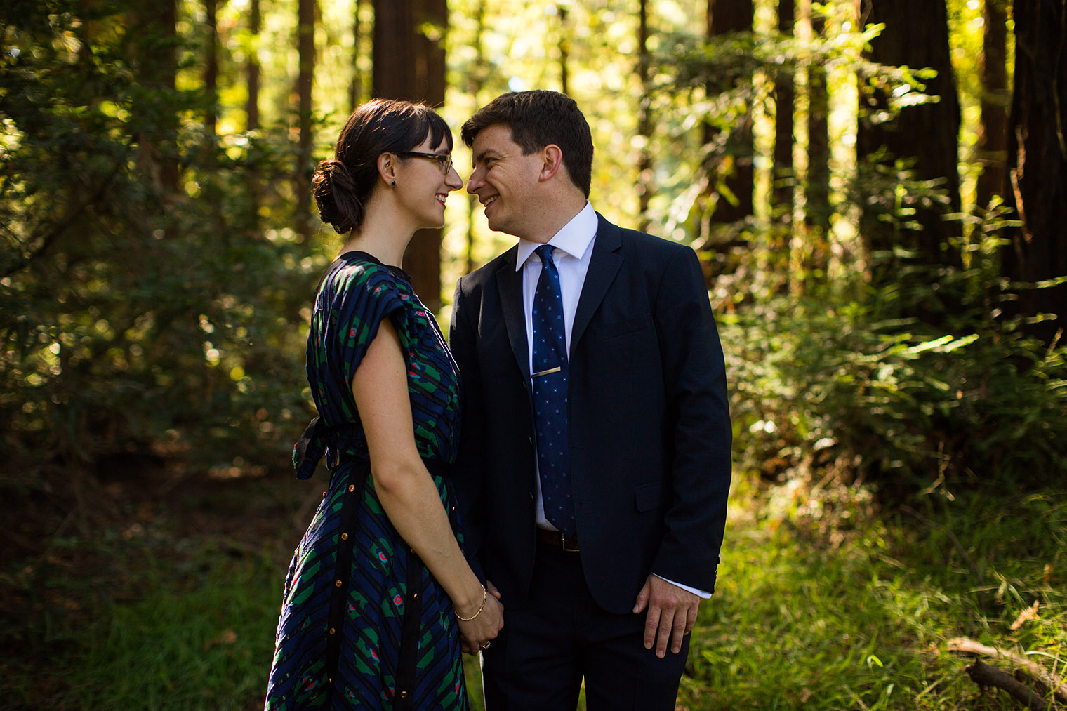 Intimate Roberts Grove Wedding