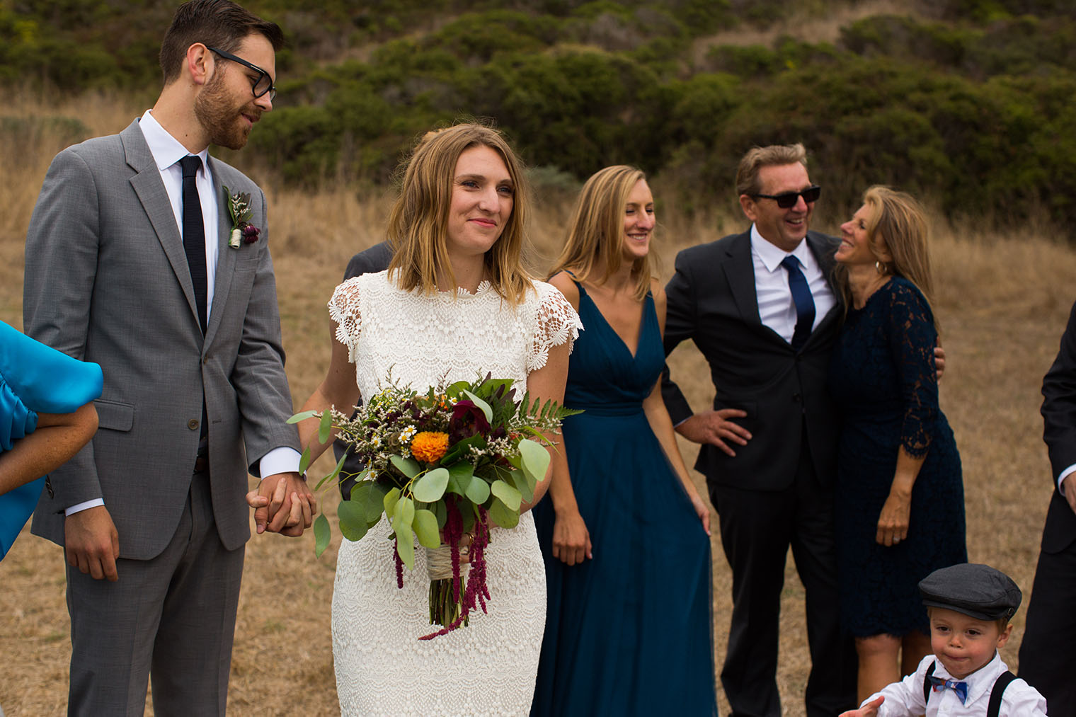 Slide Ranch Camp Wedding
