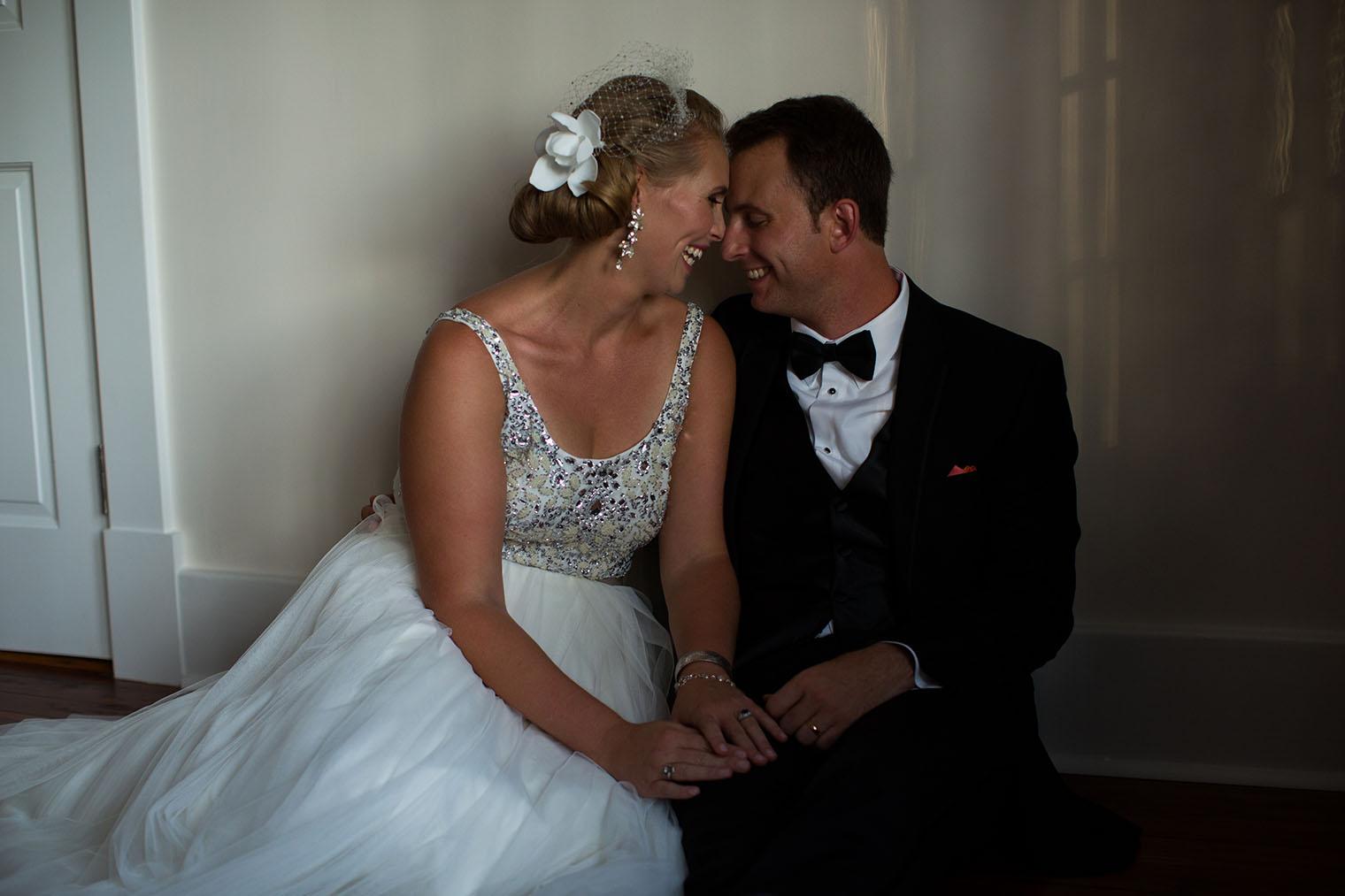 Backyard Wedding in Savannah Georgia