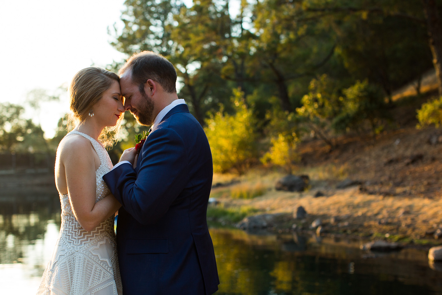 Backyard Sonoma Wedding