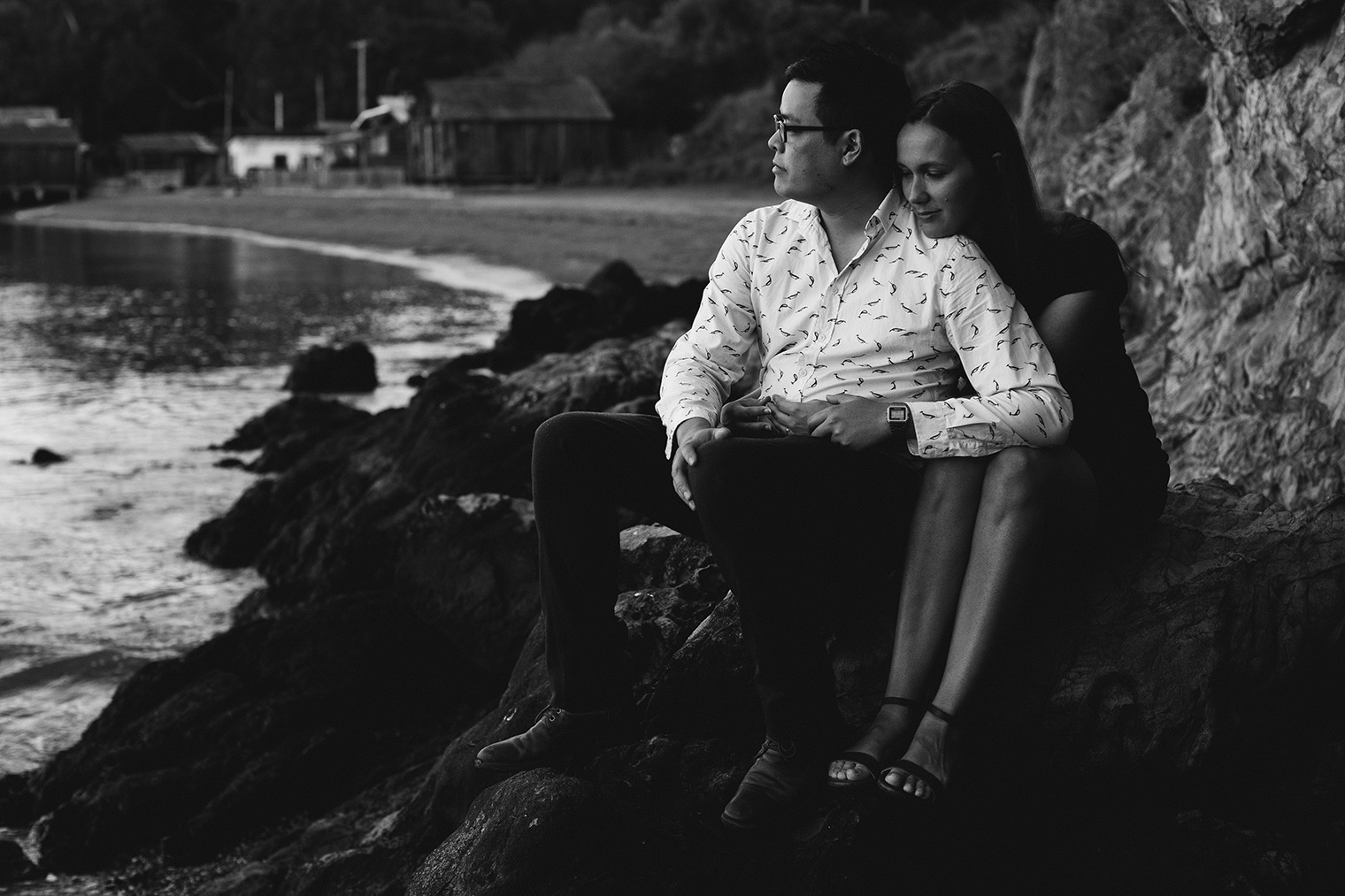 China Camp State Park Engagement Session