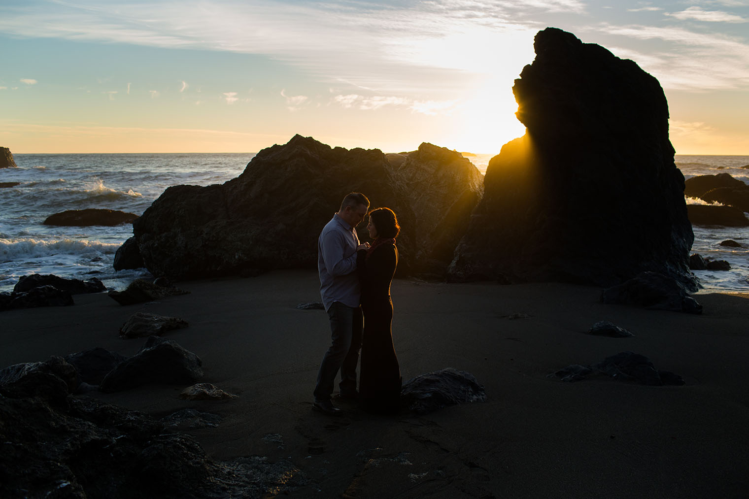 Sonoma Coast State Park Wedding Photographer