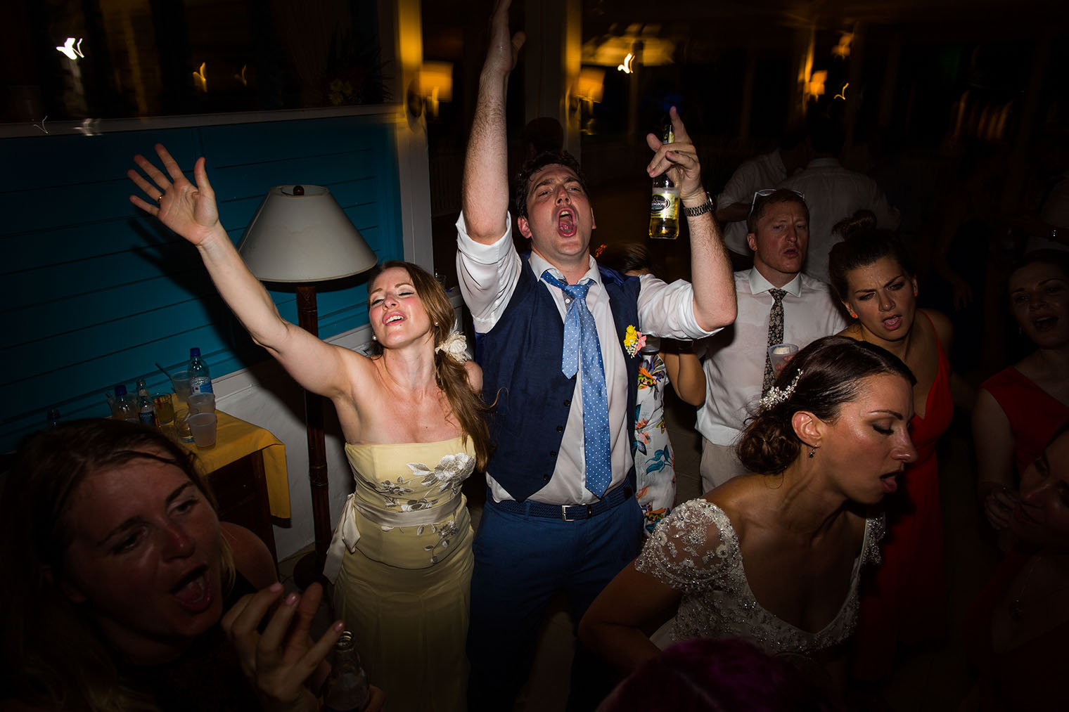 St Lucia Windjammer Landing Wedding Photographer