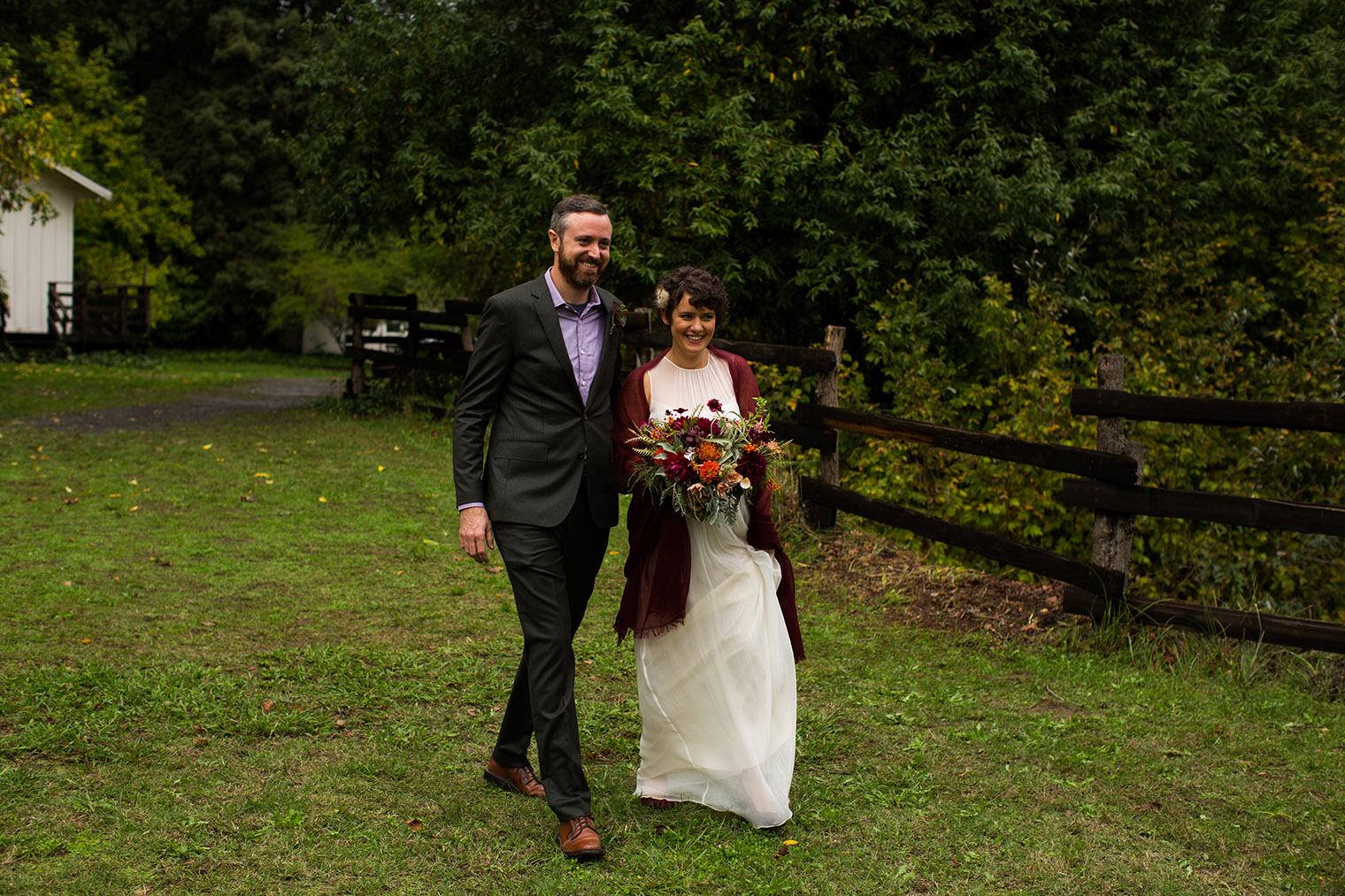 Dawn Ranch Lodge Wedding
