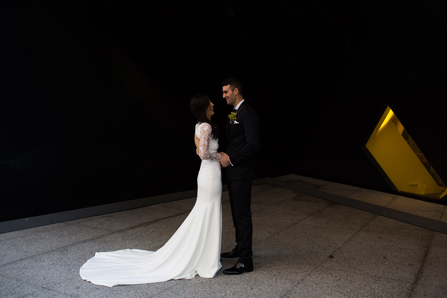 Four Seasons Hotel San Francisco Wedding