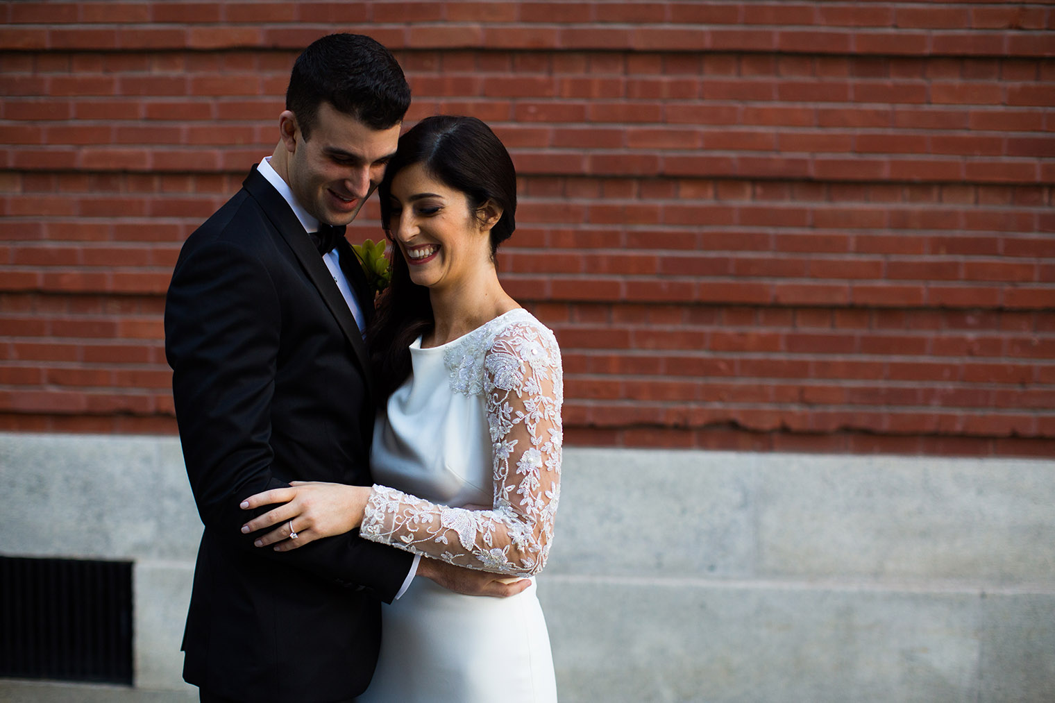 San Francisco Four Seasons Hotel Wedding