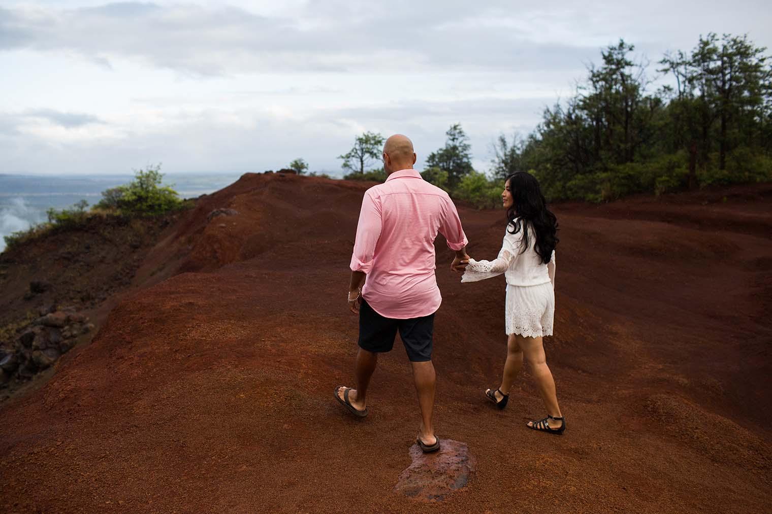 Waimea Canyon Kauai Hawaii Wedding Photographer