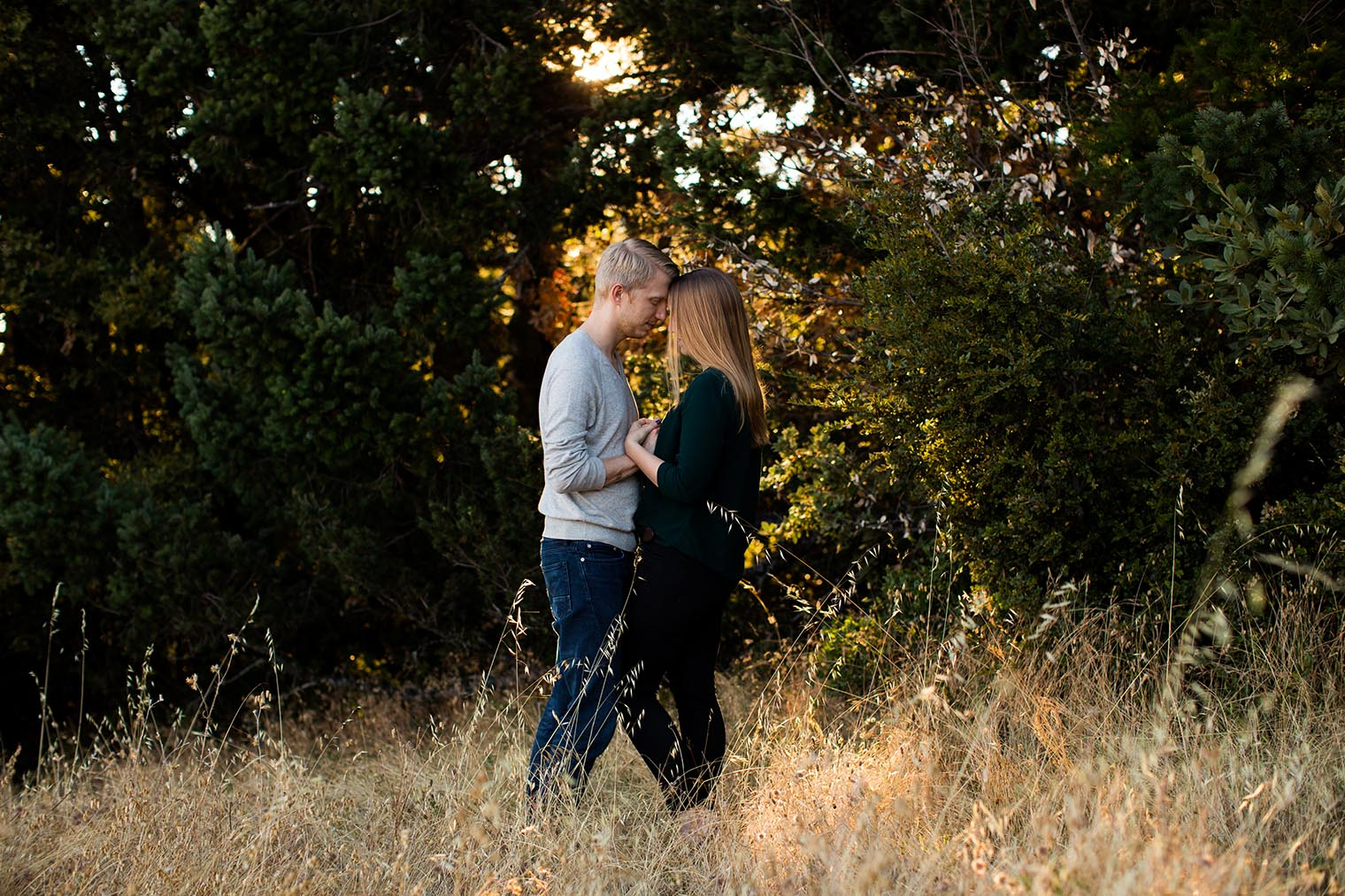 Mount Tamalpais Engagement Photographer