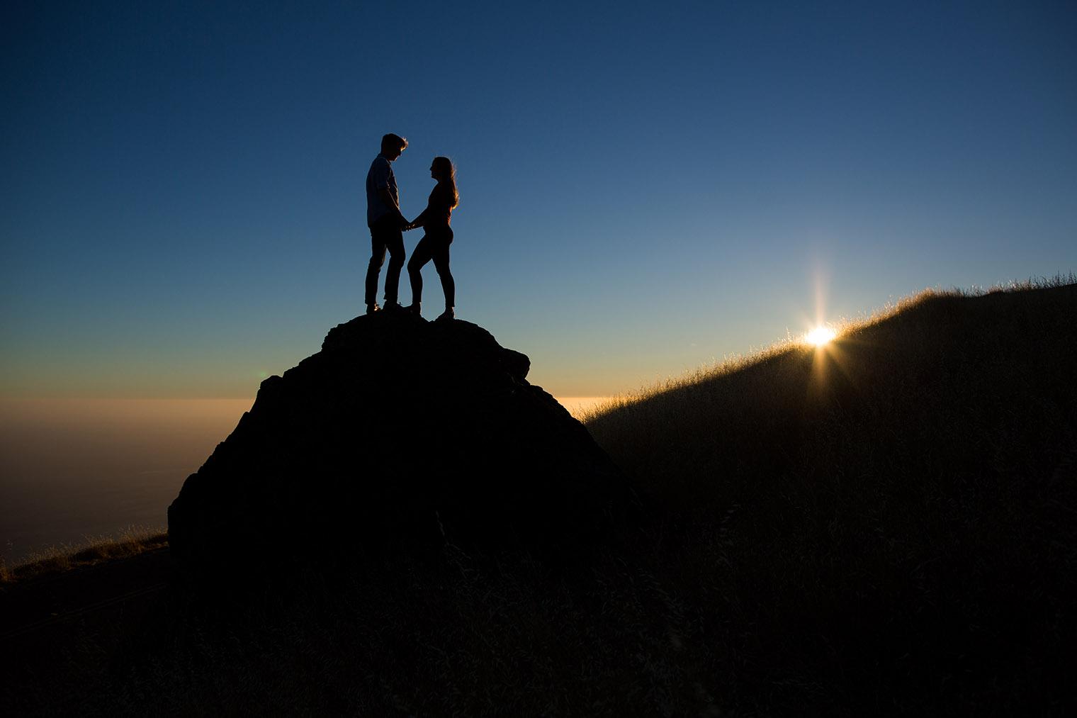 Mount Tamalpais State Park Engagement Session