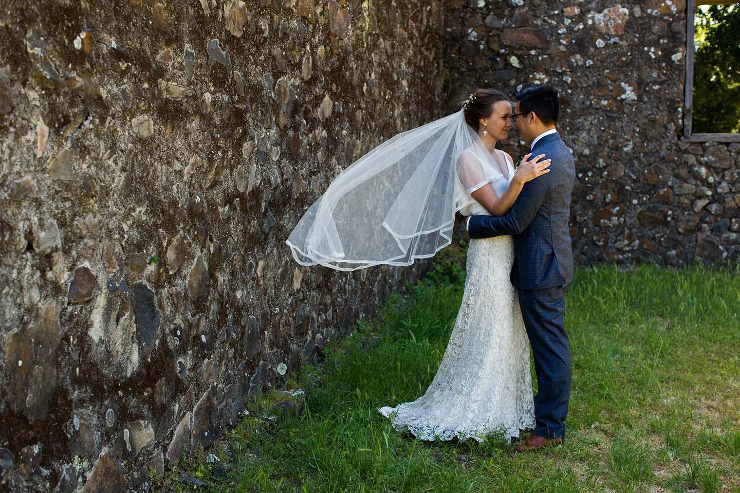 wedding photos at jack london state historic park