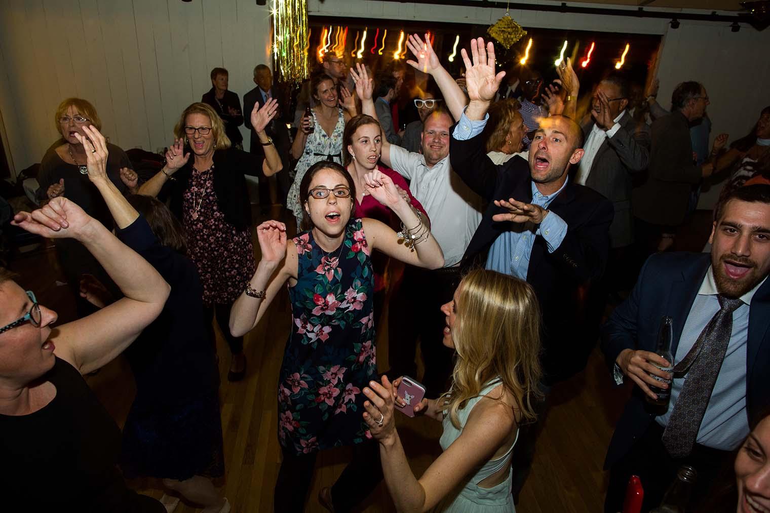 Westerbeke Ranch Wedding Reception Photos