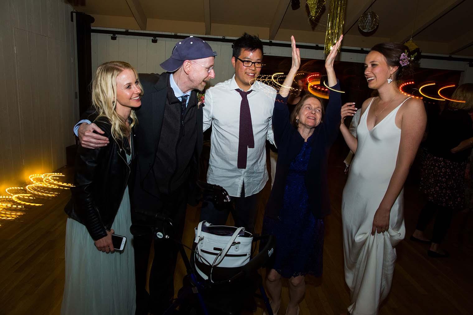 Westerbeke Ranch Wedding Reception