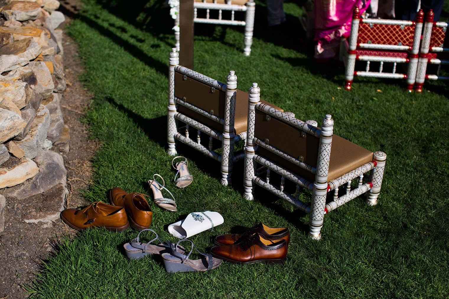 Wedding at Chardonnay Golf Club and Vineyards