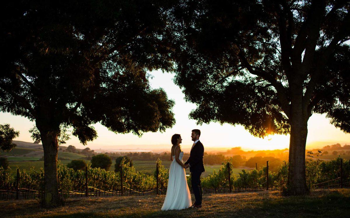 Chardonnay Golf Club and Vineyards Wedding
