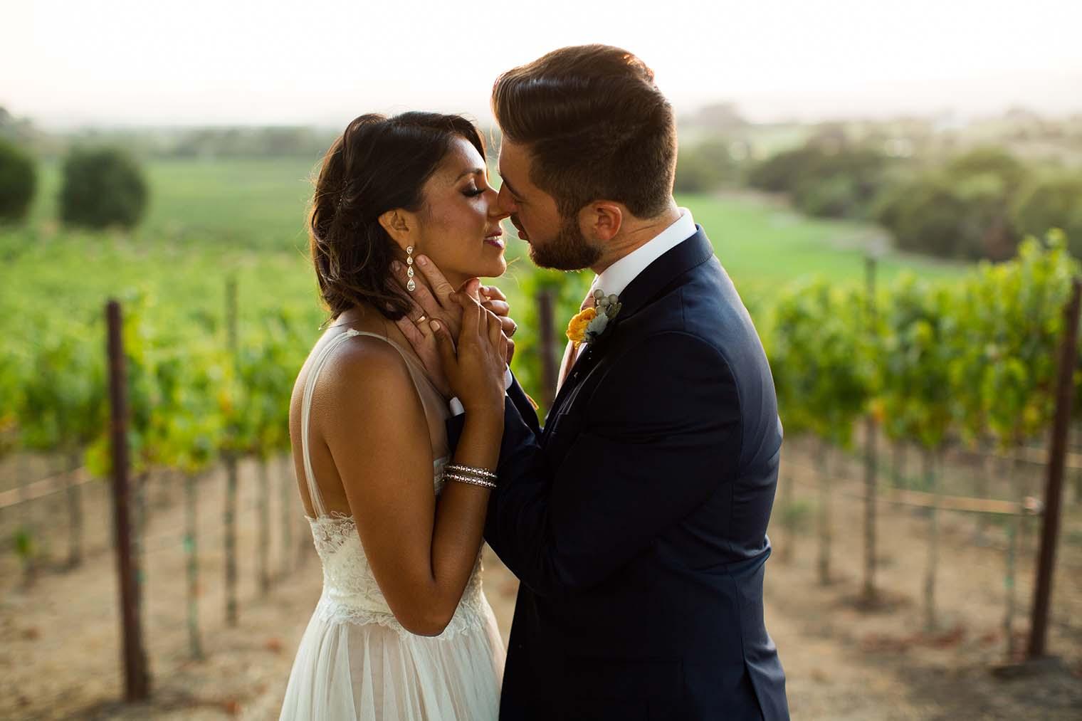 Chardonnay Golf Club and Vineyards Wedding Photos