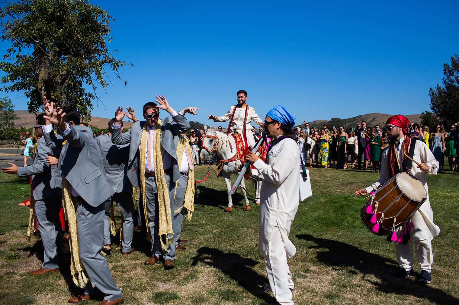 Indian Wedding Photographer at Chardonnay Golf Club and Vineyards