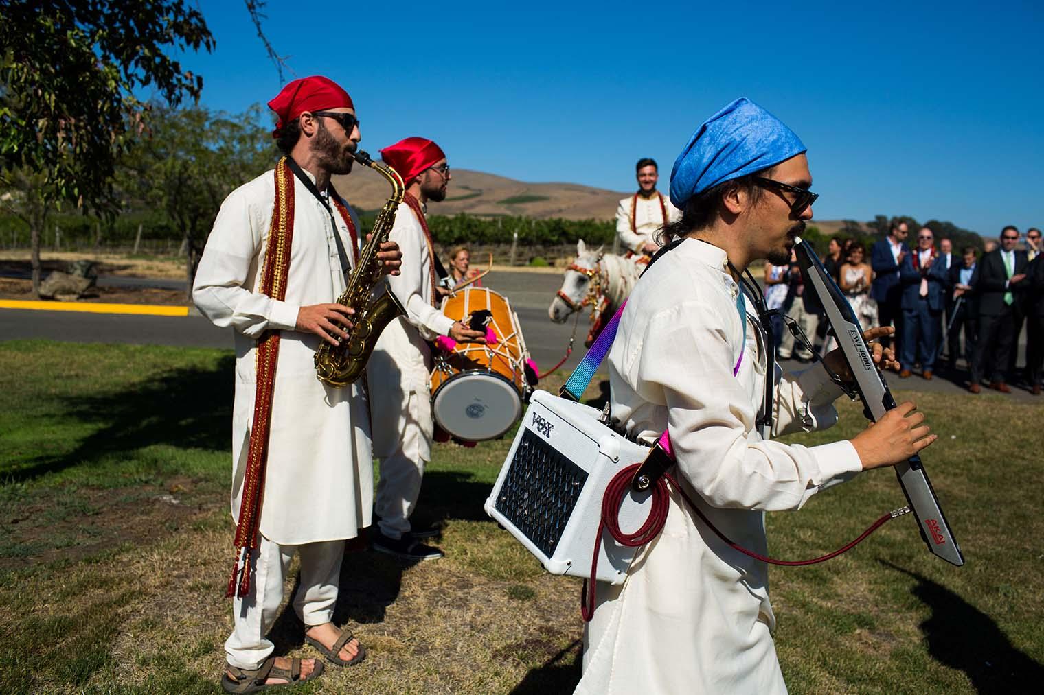 Indian Wedding at Chardonnay Golf Club and Vineyards