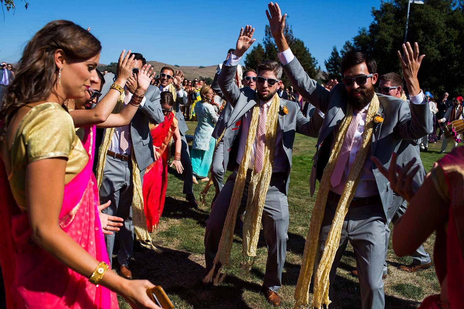 Chardonnay Golf Club and Vineyards Indian Wedding