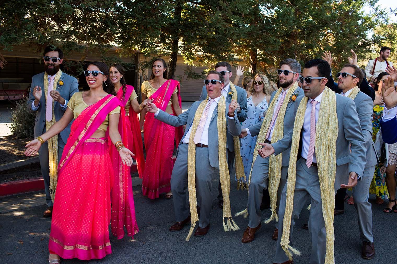 Chardonnay Golf Club and Vineyards Indian Wedding Photographer