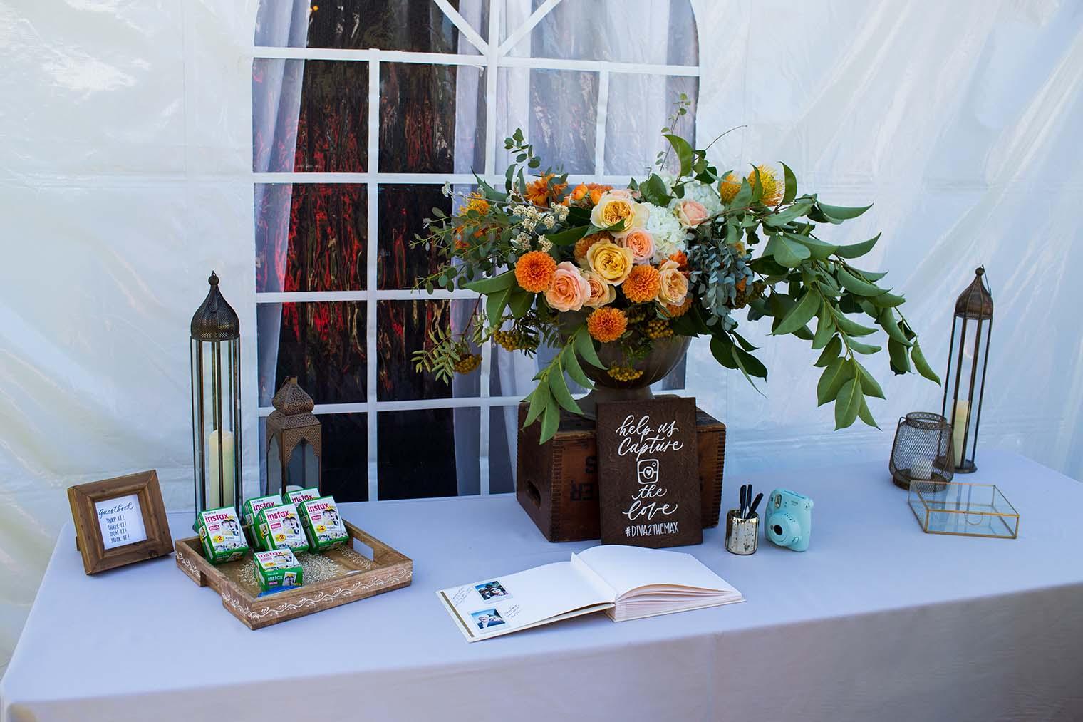 Wedding Details at Chardonnay Golf Club and Vineyards