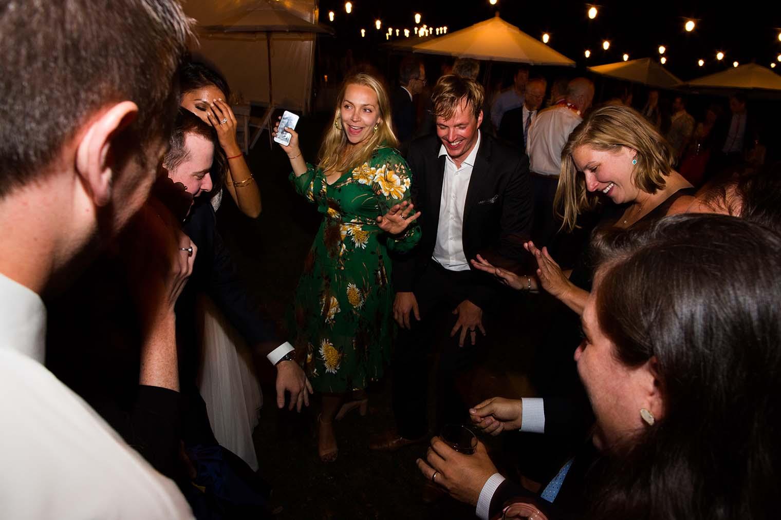 Wedding Reception at Chardonnay Gold Club