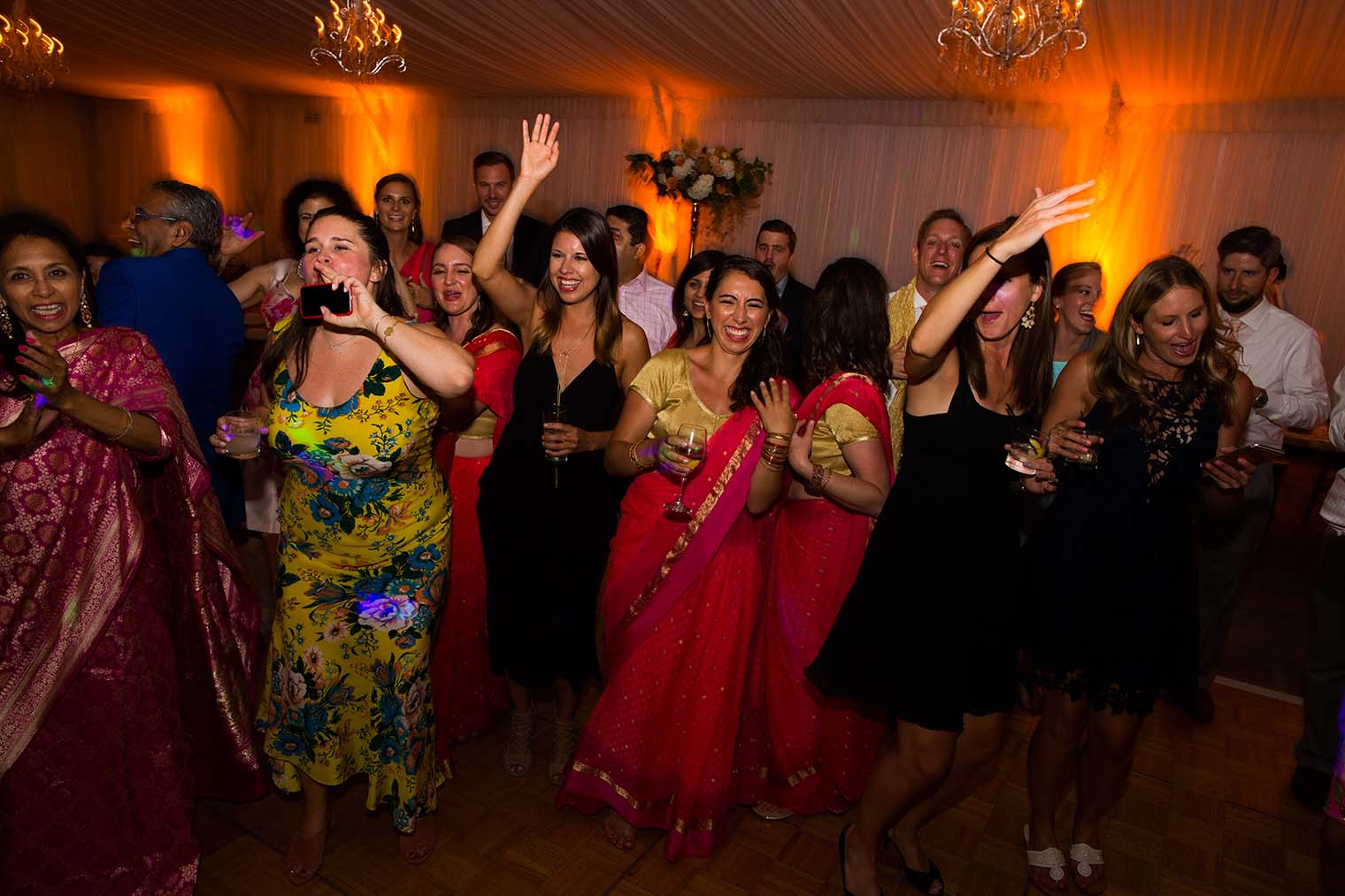 Chardonnay Gold Club Wedding Photos