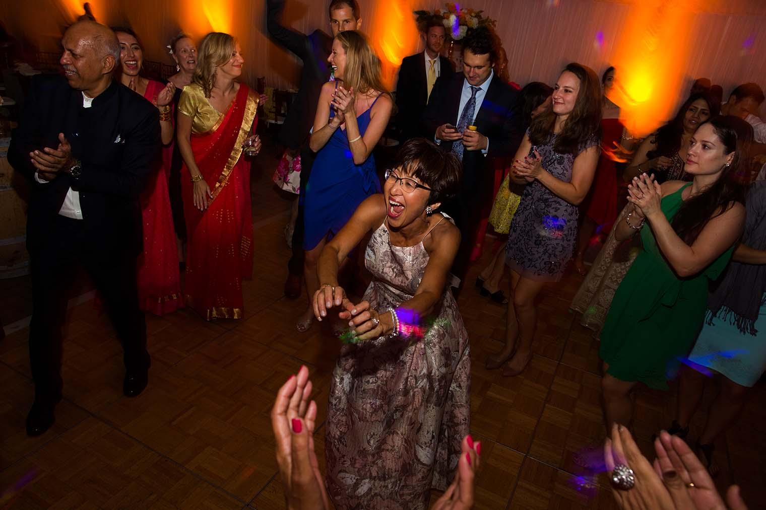 Chardonnay Golf Club and Vineyards Wedding Reception