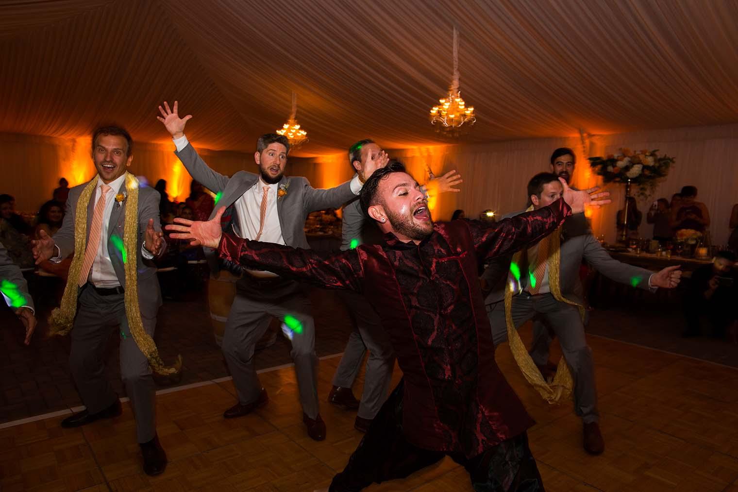 Chardonnay Gold Club Wedding Reception Photos