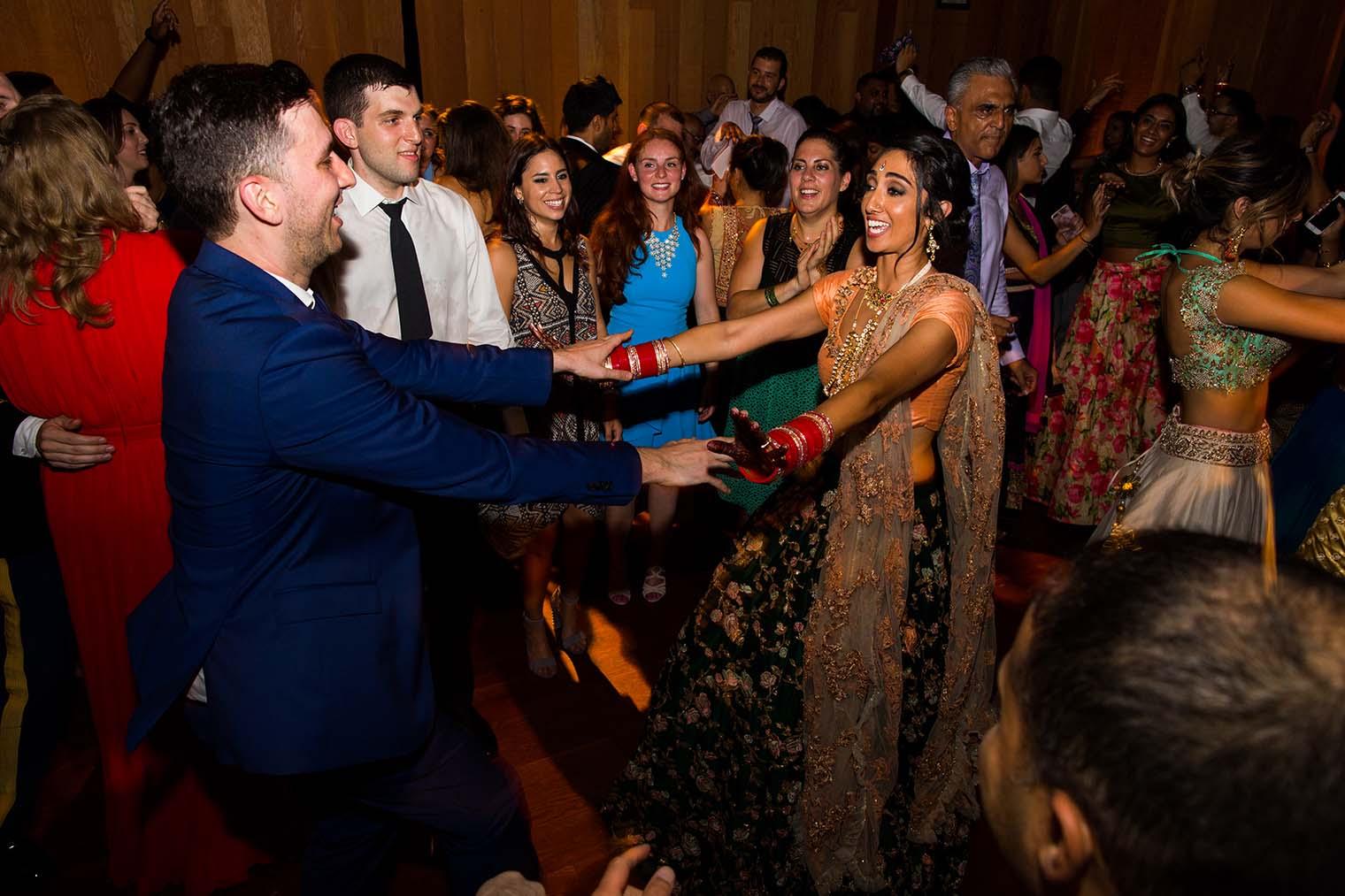 Wedding Reception by San Mateo Wedding Photography
