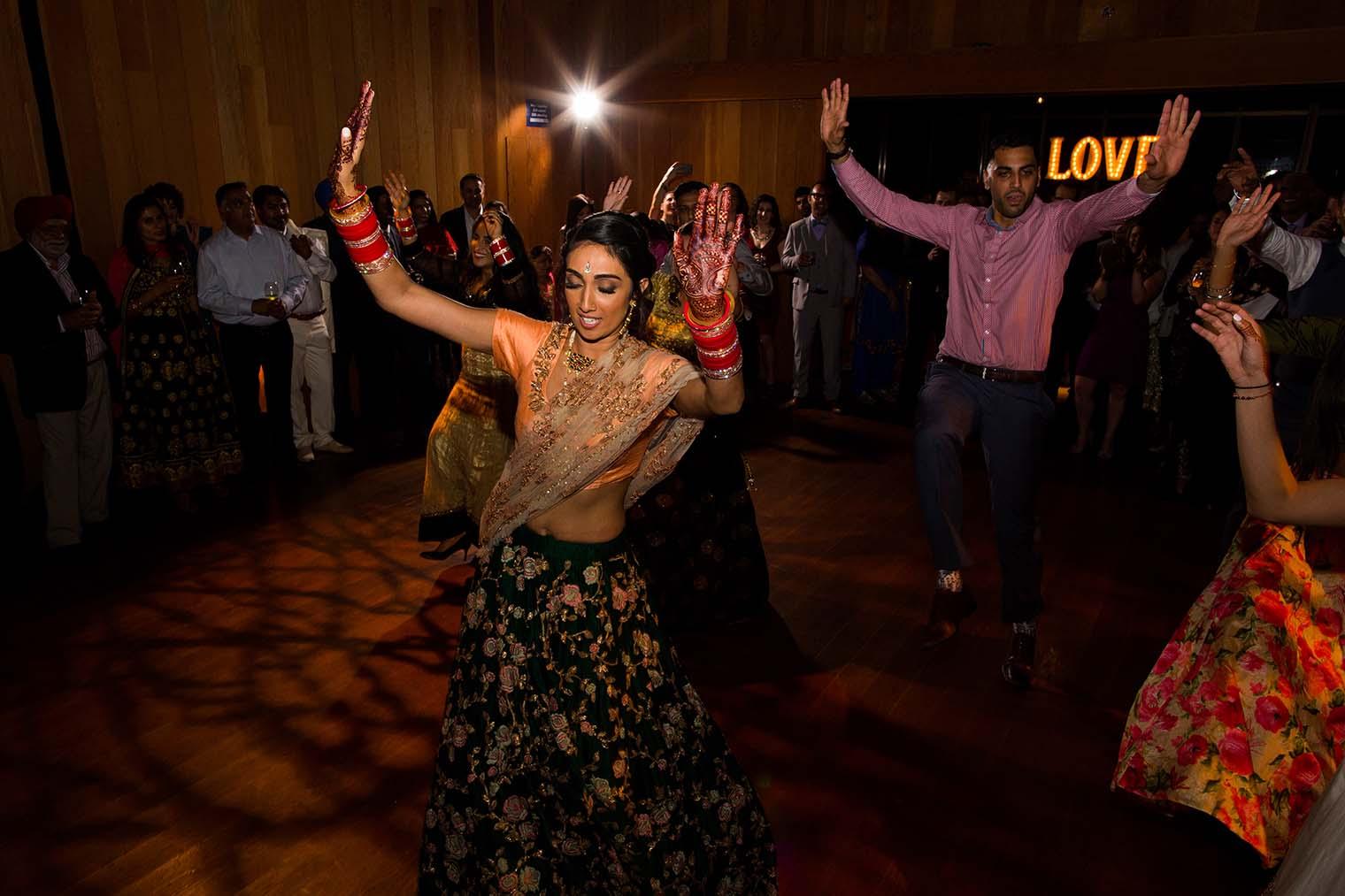 curiodyssey wedding reception photos