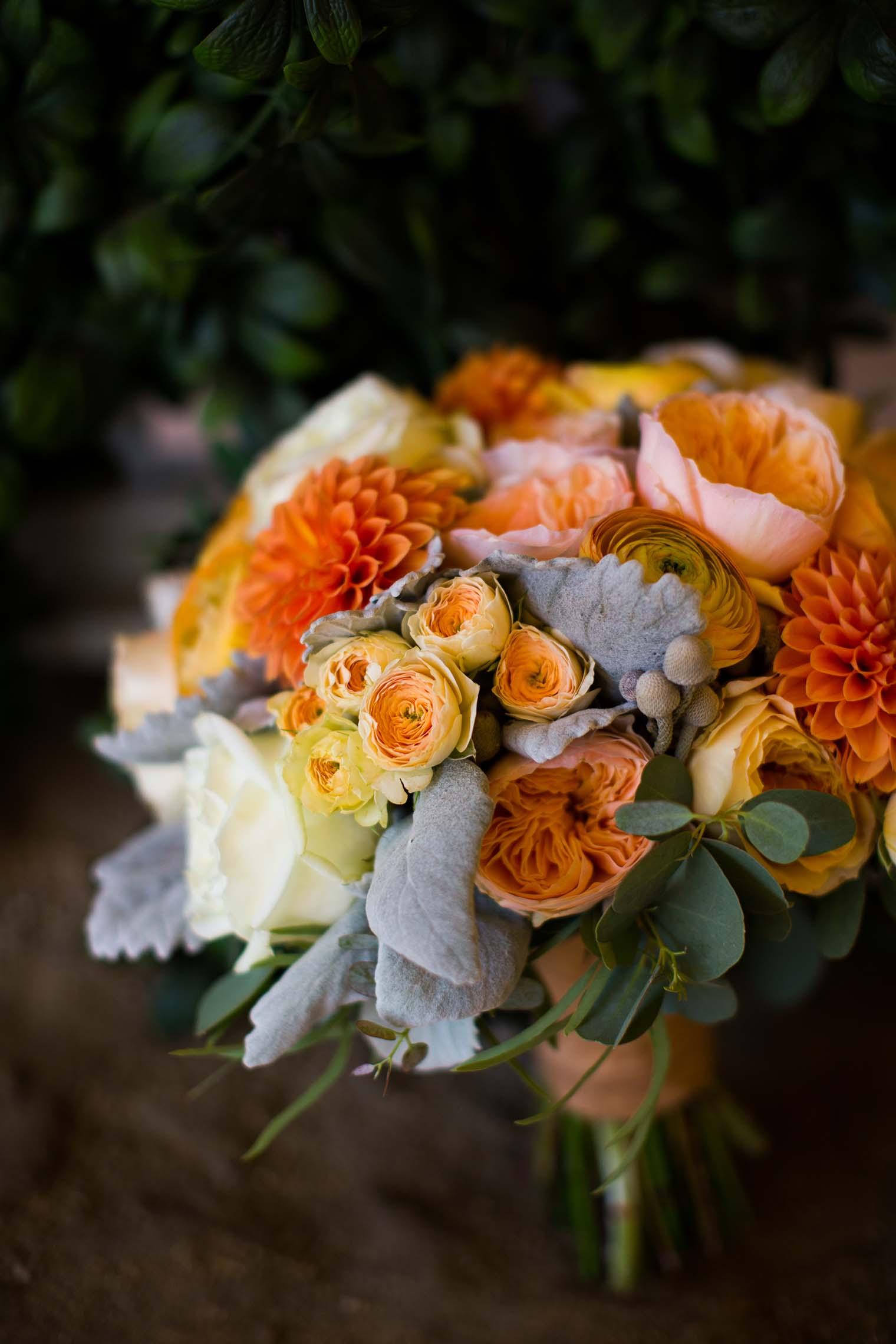 bride bouquet at meritage resort and spa