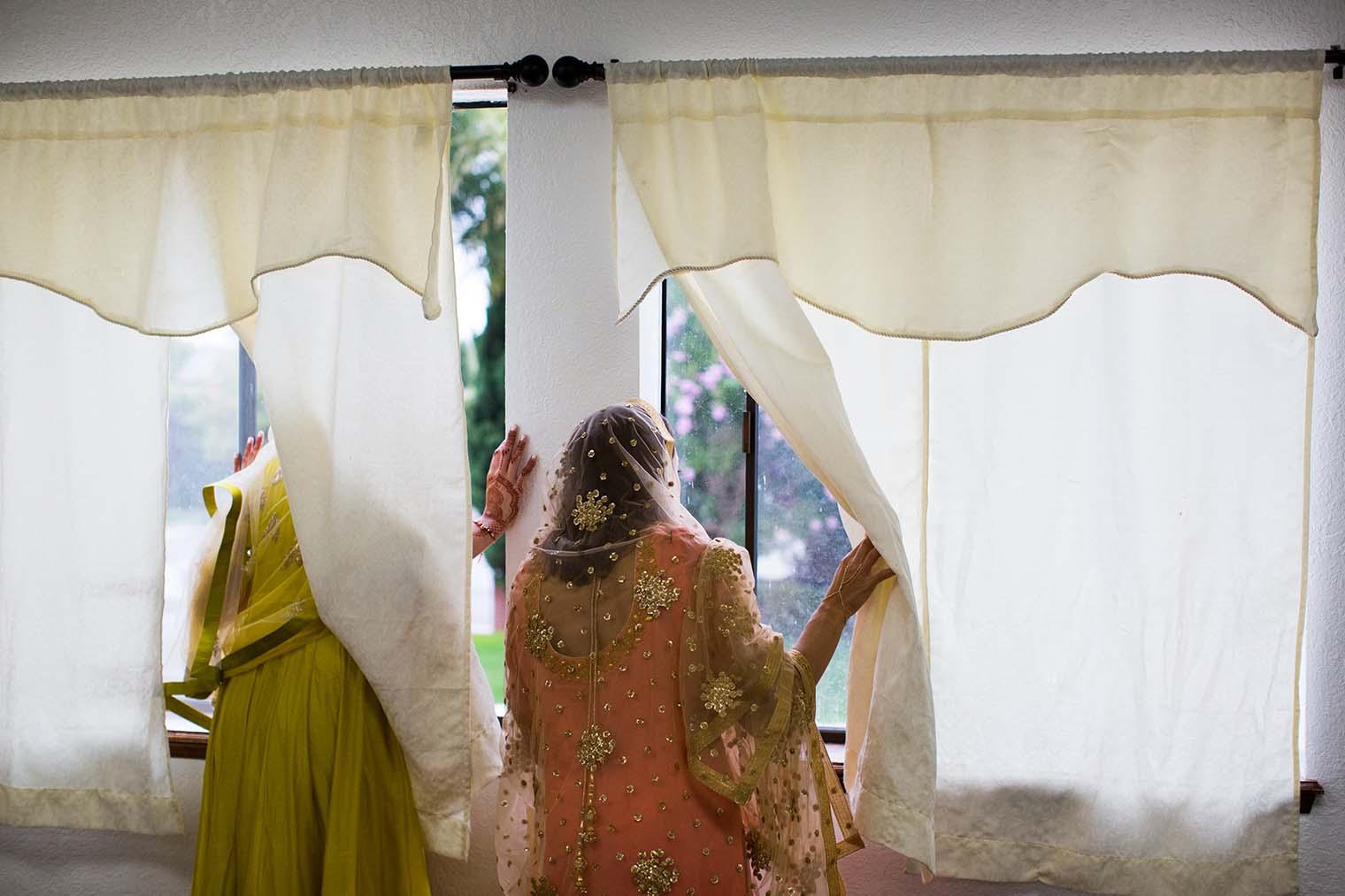 Wedding at Gurdwara Sahib of Fremont