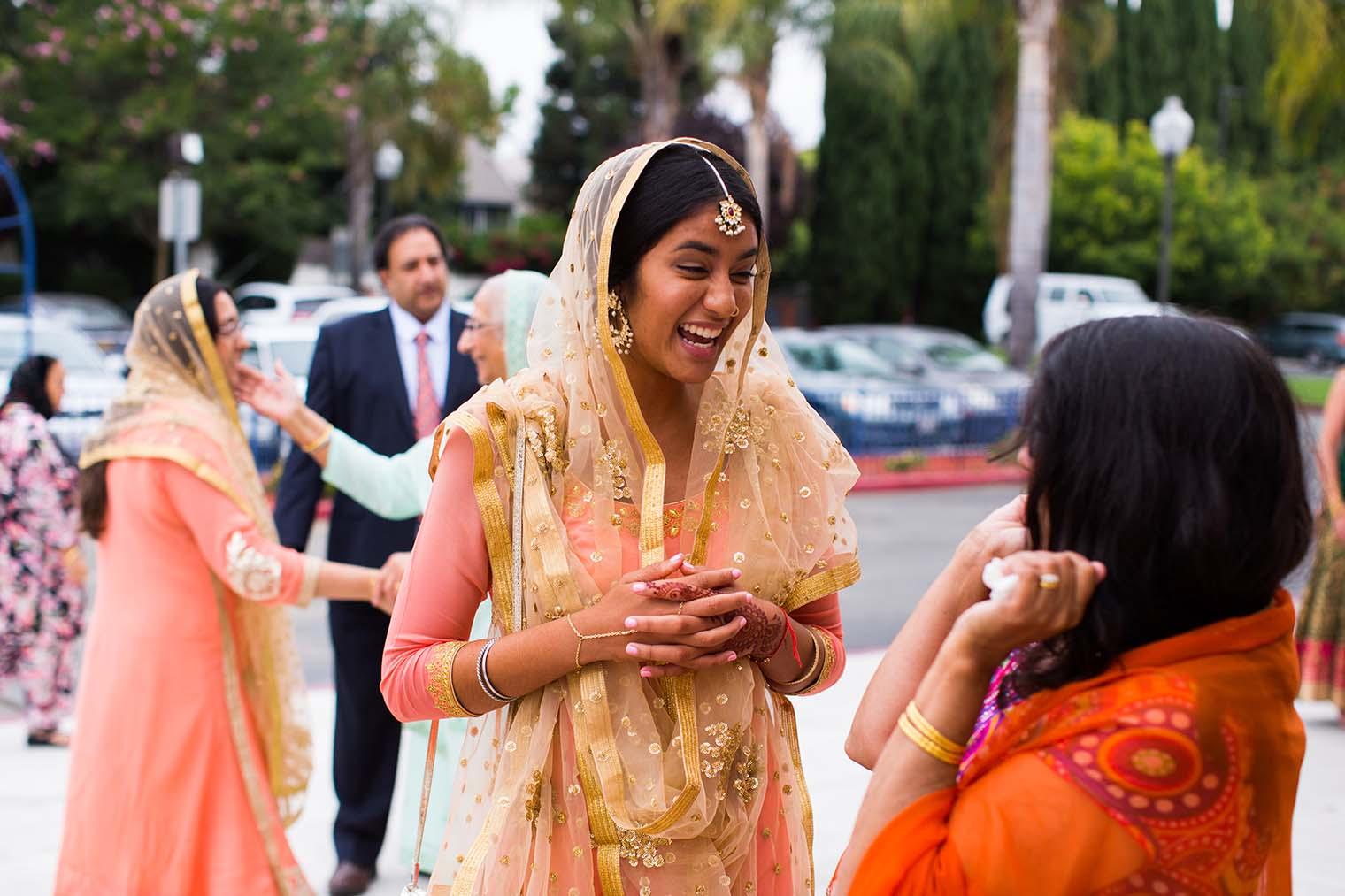 Gurdwara Sahib of Fremont Wedding Photos