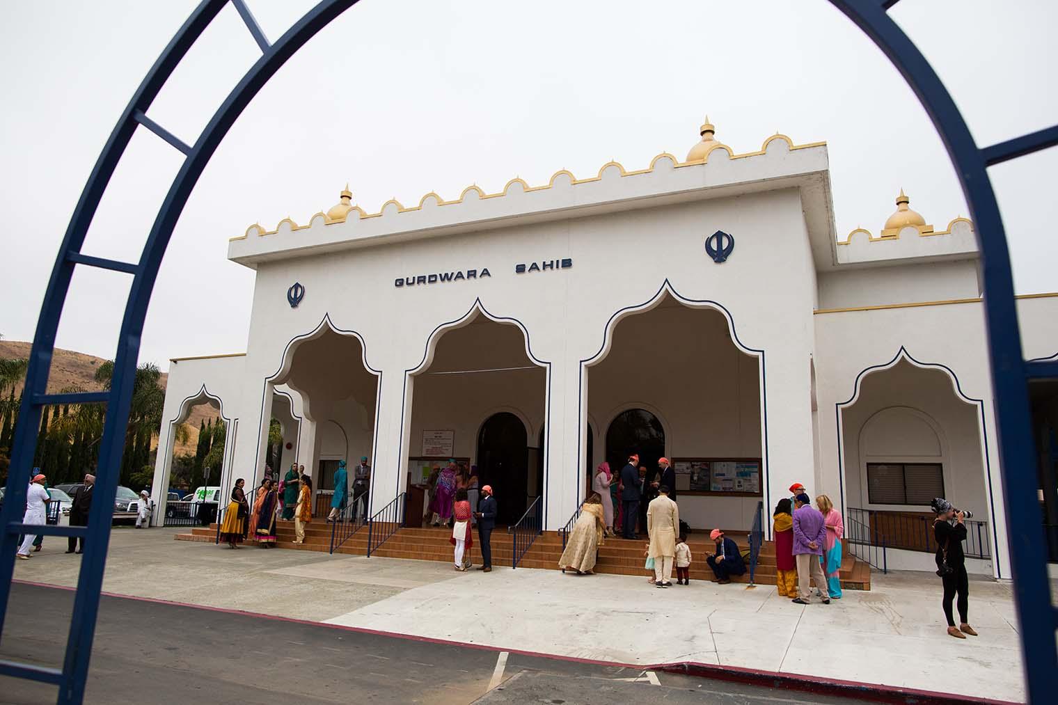 Gurdwara Sahib of Fremont