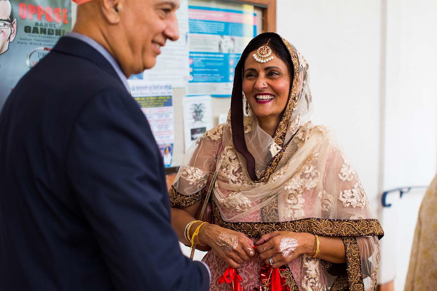Gurdwara Sahib of Fremont Weddings