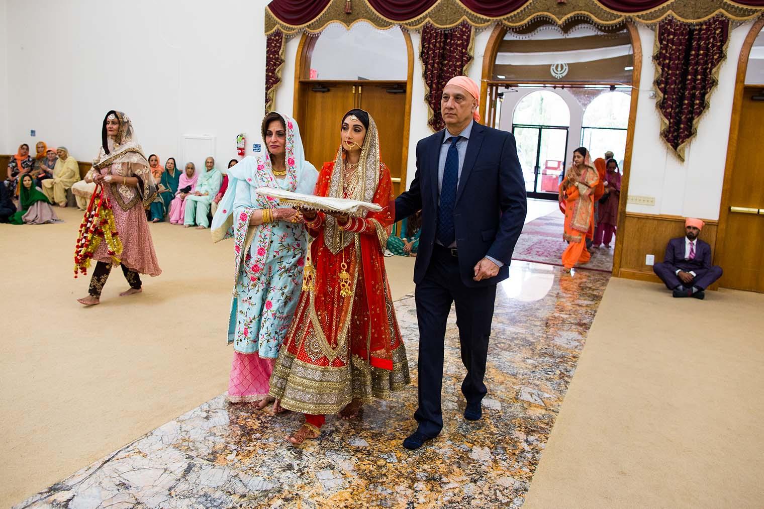 Gurdwara Sahib of Fremont Wedding Ceremony
