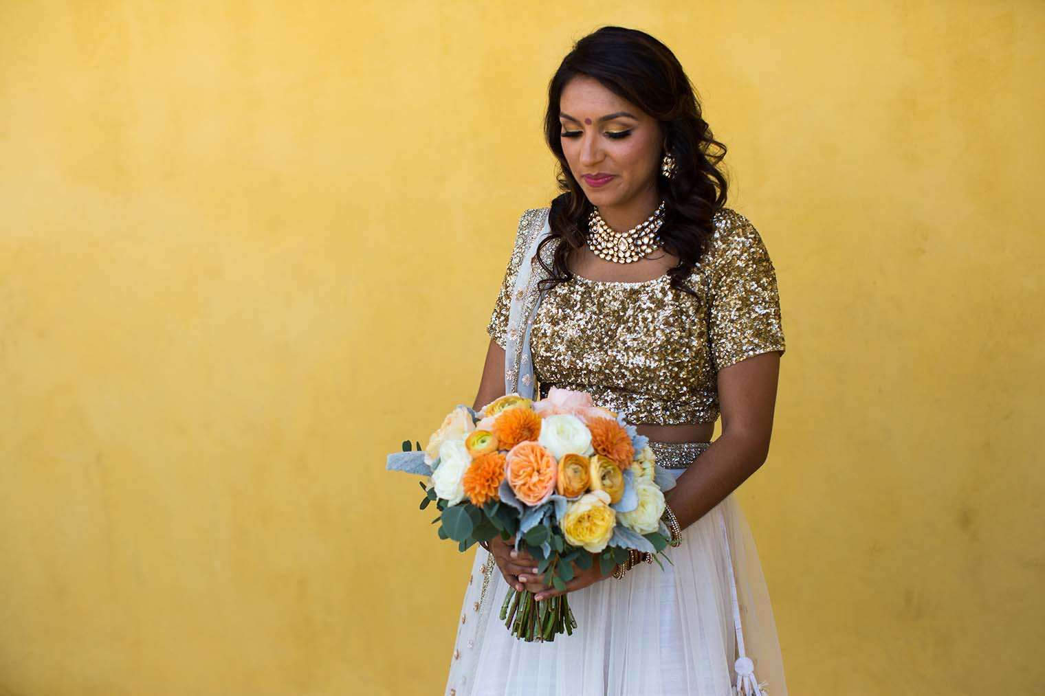 bride portrait at meritage resort and spa