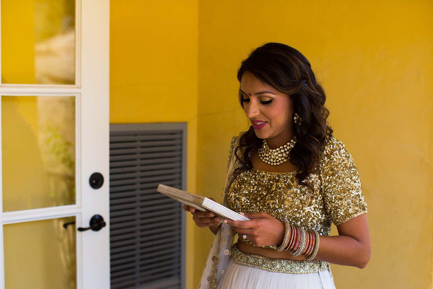 bride portrait at meritage resort and spa in napa