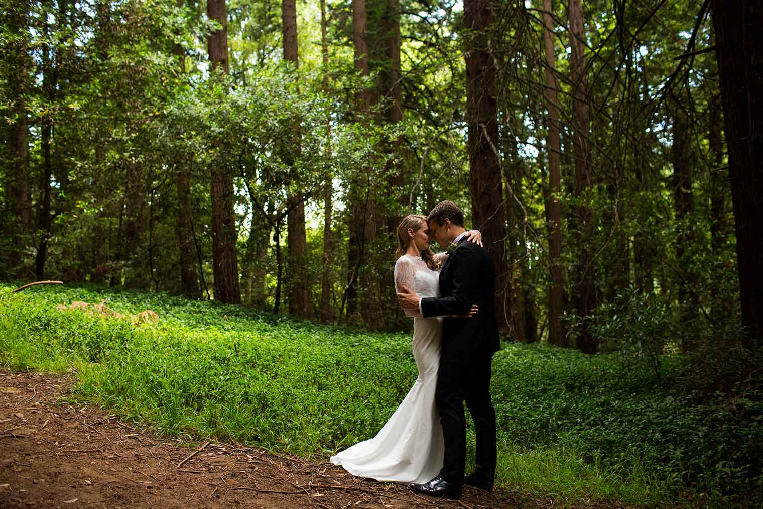 Roberts Regional Park Wedding Photos