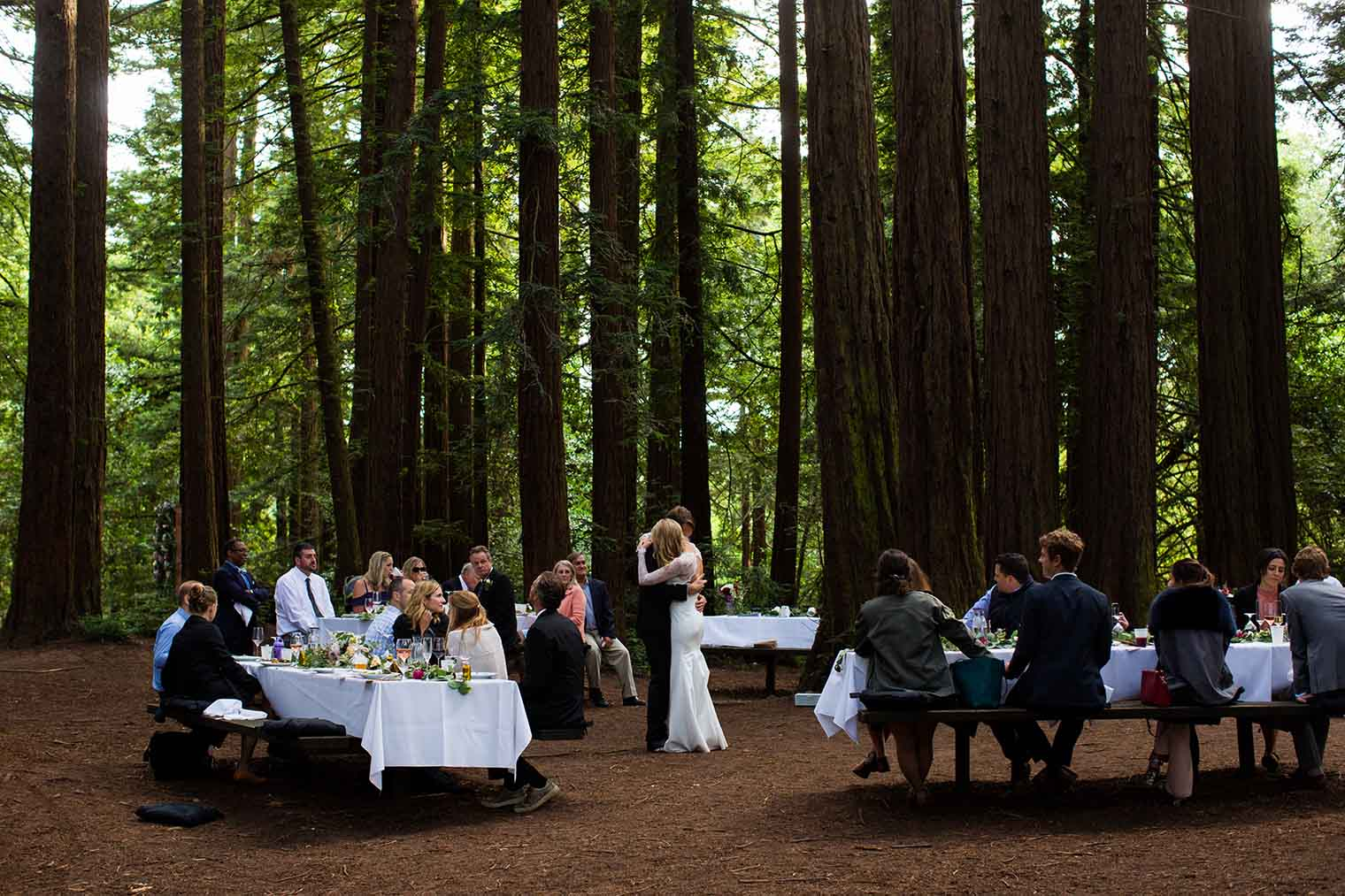 First Dance at Roberts Regional Park