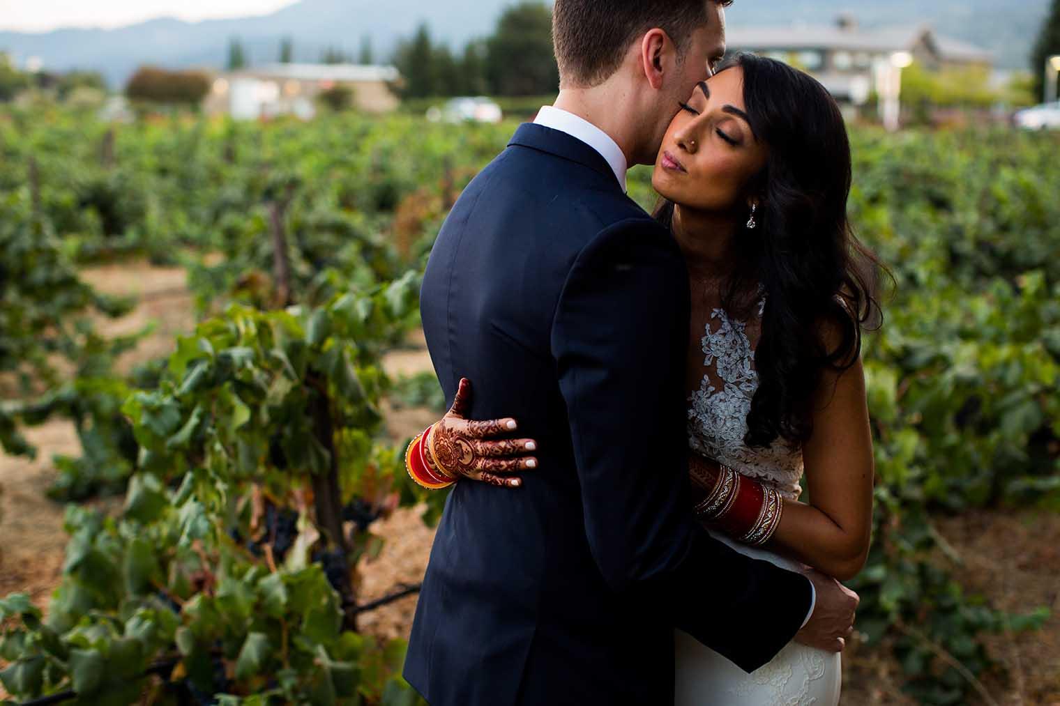 V. Sattui Winery Wedding Photographer