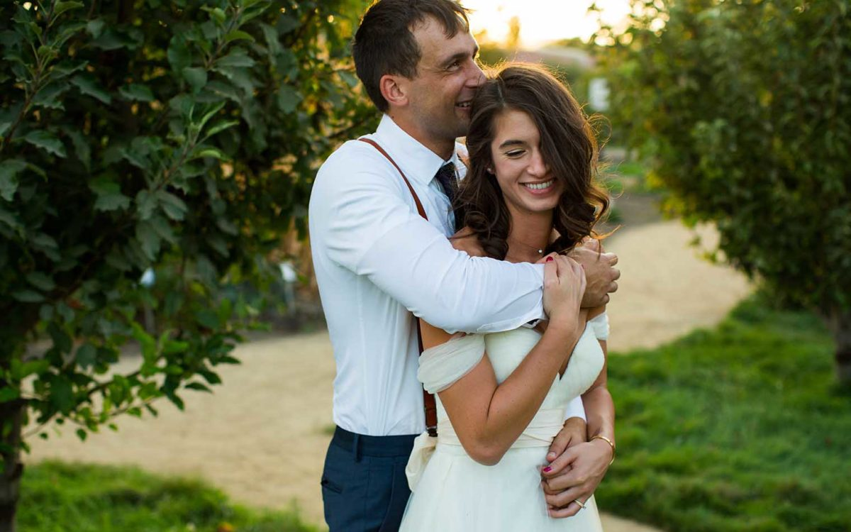 Farmstead at Long Meadow Ranch Wedding in St. Helena
