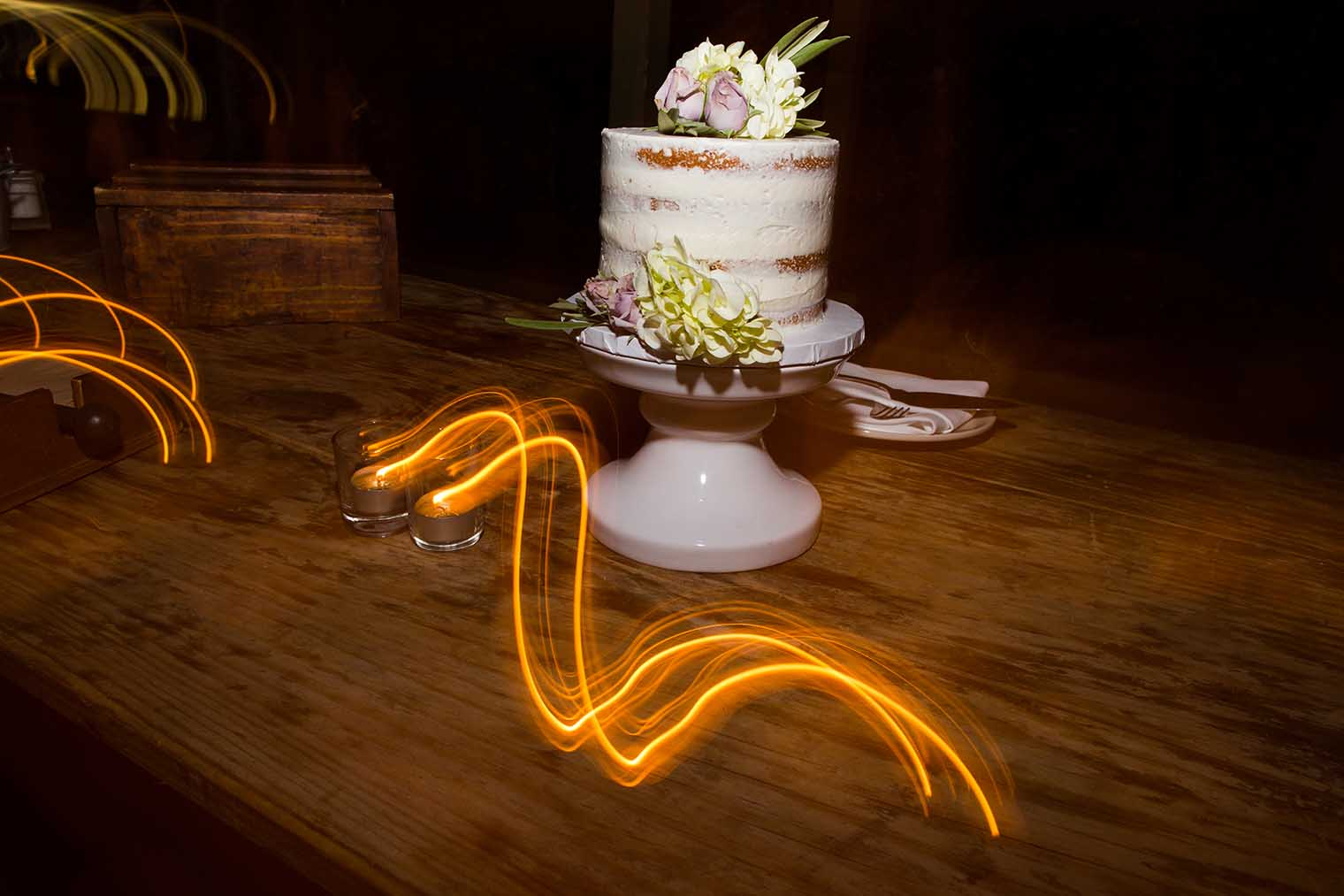 Wedding Cake at Farmstead at Long Meadow Ranch