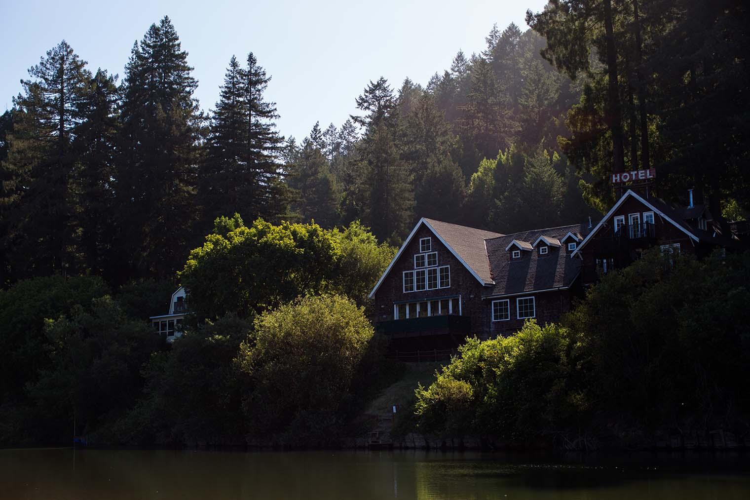 Wedding at Highland Dell Lodge in Monte Rio, CA