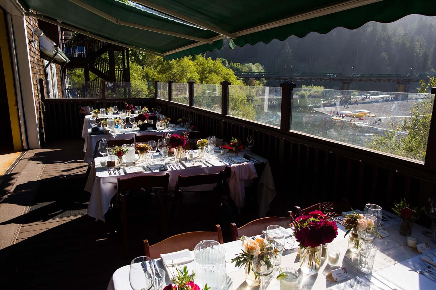 Highland Dell Lodge wedding details