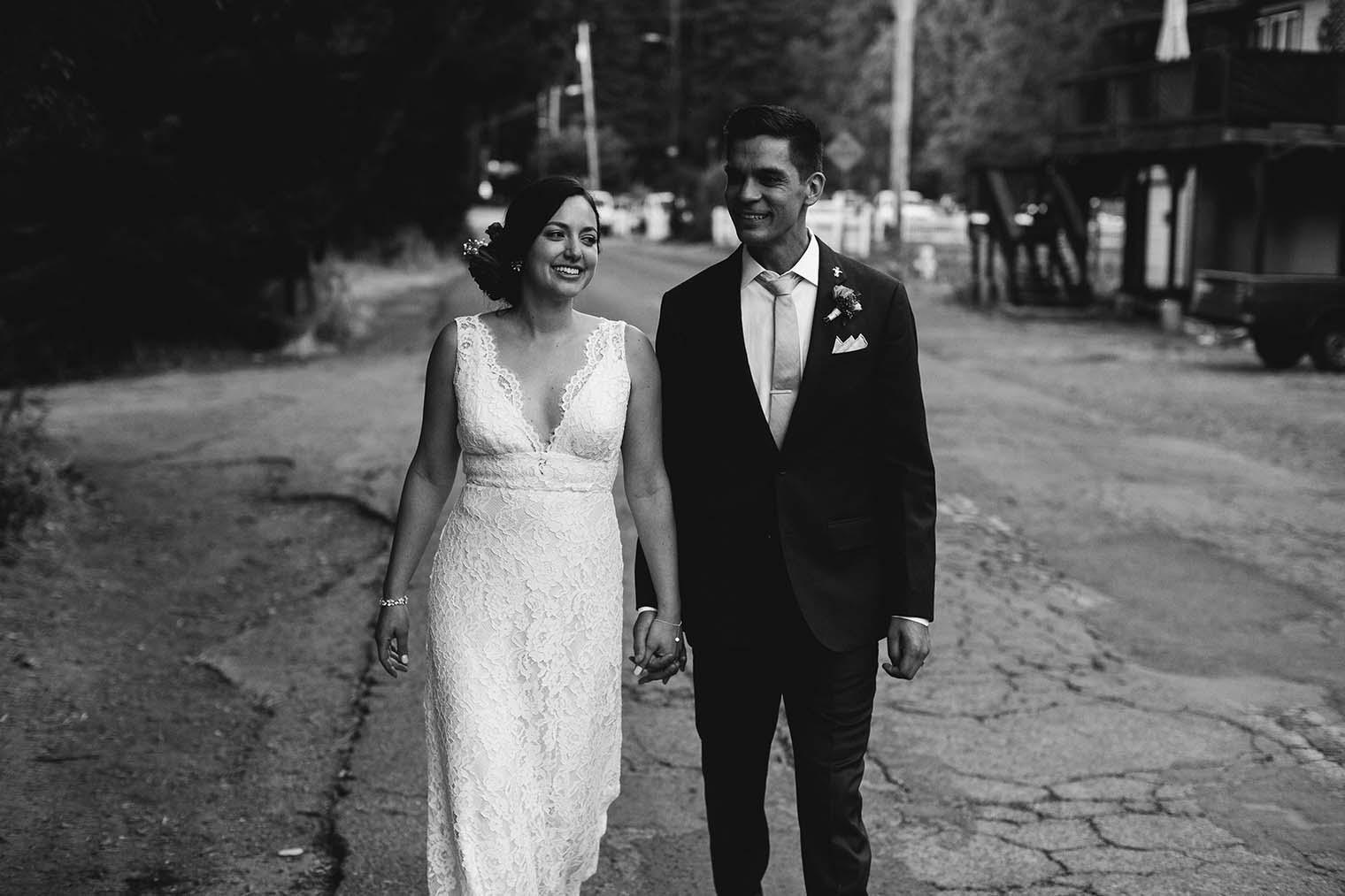 wedding portraits in Guerneville, California