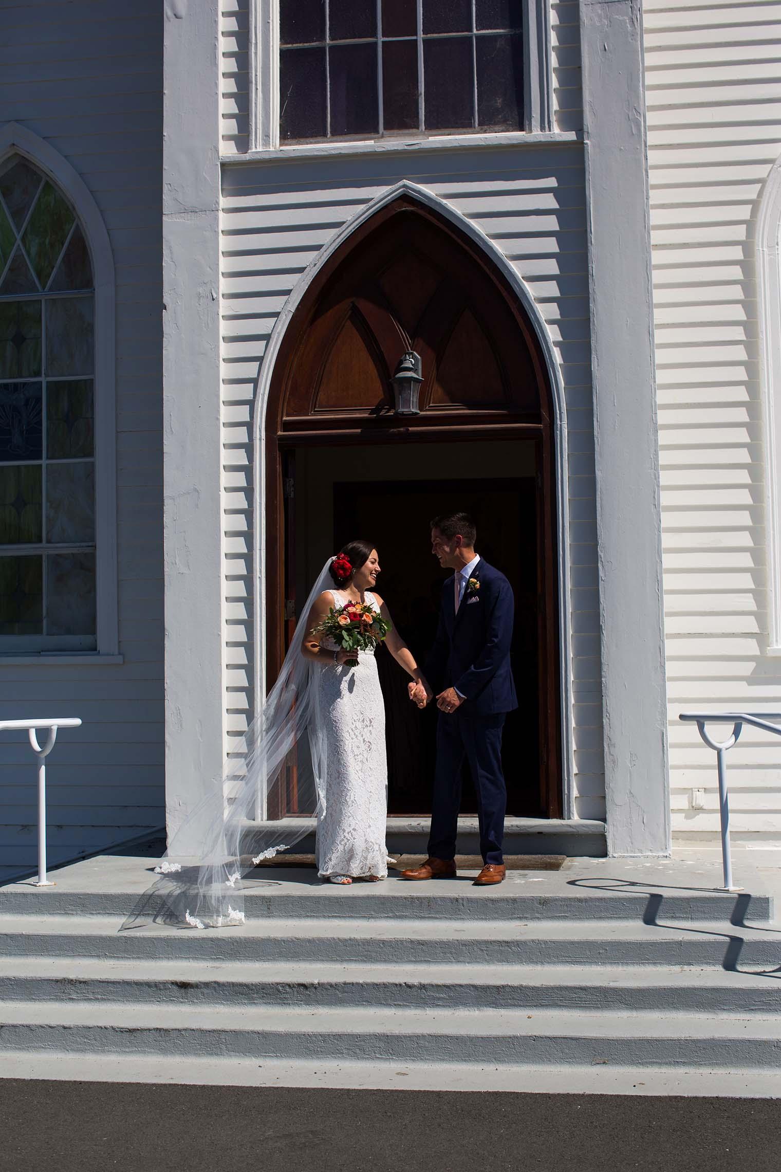 Saint Teresa of Avila Church wedding
