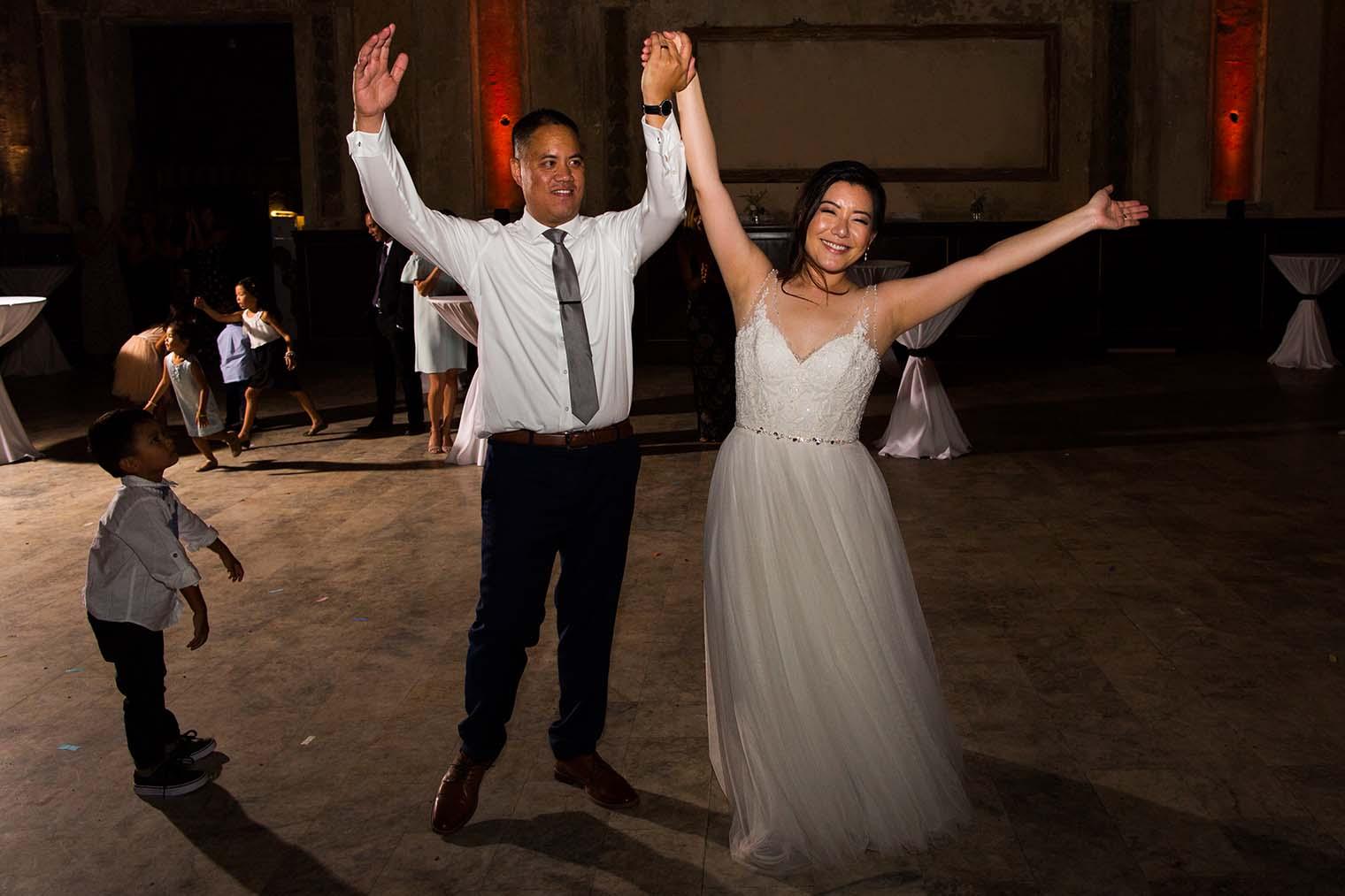 16th Street Station Oakland Wedding