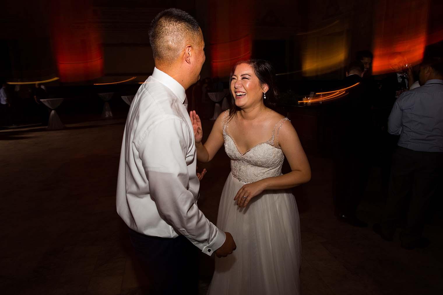 16th Street Station Wedding Reception