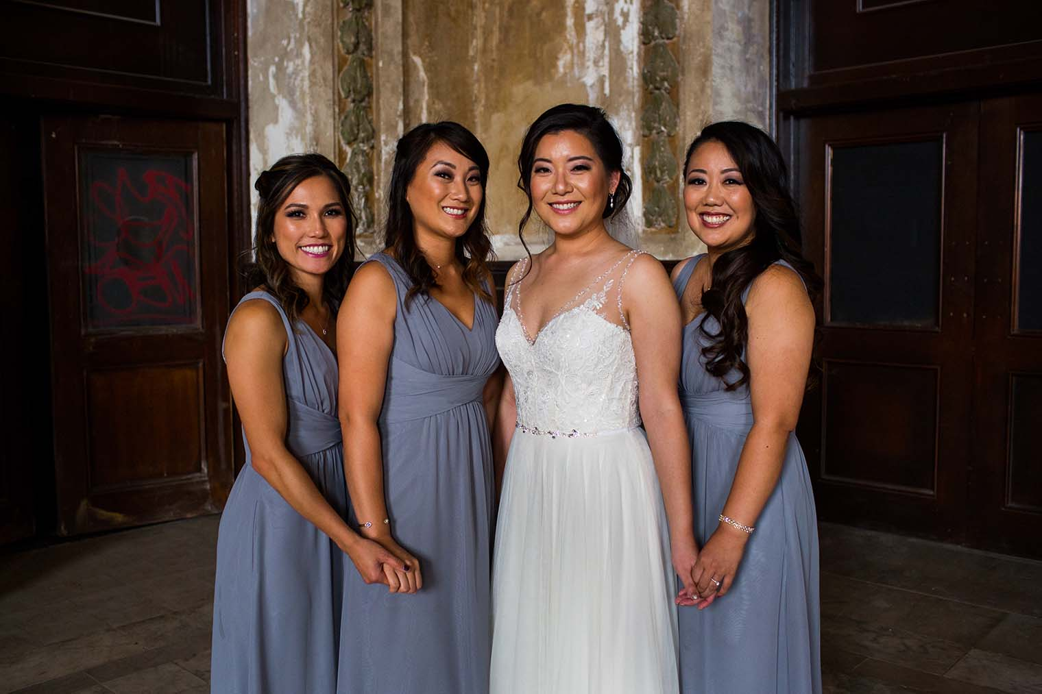 16th Street Station Wedding Bridal Party